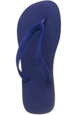 Havaianas Unisex Adults' Flip Flops (Marine 2711) - 9/10 UK