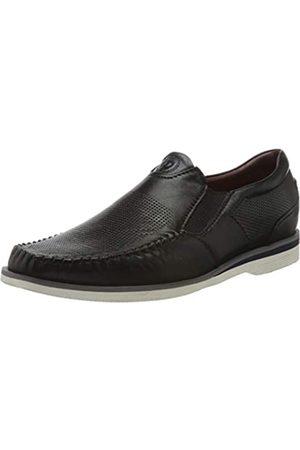 Bugatti Men's 311713604000 Loafers, (Schwarz 1000)