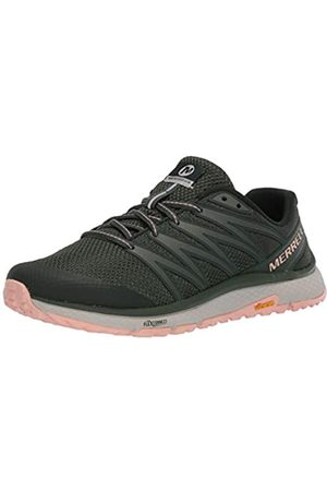 Merrell Women's Bare Access Xtr Trail Running Shoes, (Forest)
