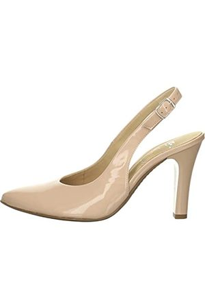 ARA Women's Frauke Sling Back Pumps, (Nude 06)