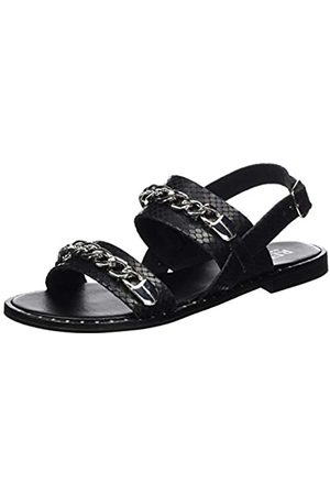 REPLAY Women's Lira-Whaty Ankle Strap Sandals, ( 3)
