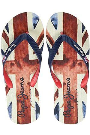 Pepe Jeans Men's Hawi Banner Flip Flops