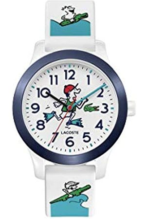 Lacoste Unisex Kid's Analogue Quartz Watch with Silicone Strap 2030029