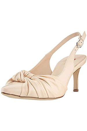 Högl Women's Shiny Sling Back Heels, (Rose 4700)