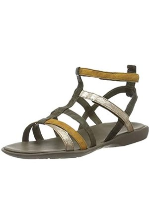 Think! Women's 686557_GRIAWI Gladiator Sandals, (Oliv/Kombi 63)