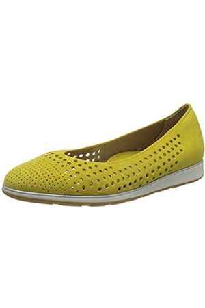 ARA Women's Sardinia Closed Toe Ballet Flats, ( 10)