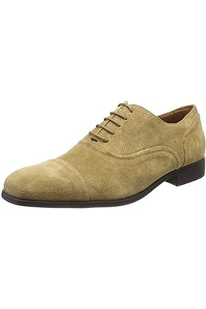 Geox Men's U Bryceton C Oxfords, (Skin)