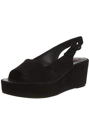 HÖGL Women's Seaside Sling Back Sandals, (Schwarz 0100)