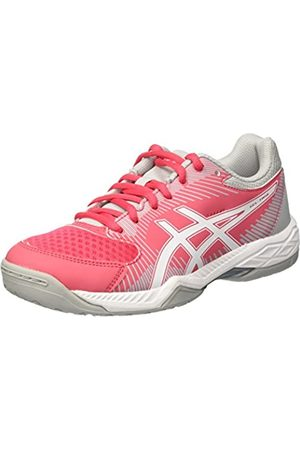ASICS Women's Gel-Task Volleyball Shoes, Rot (Rouge Redwhitemid 1901)