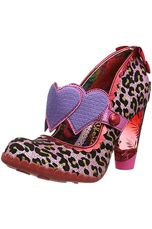 Irregular Choice Women's Lockhart Closed Toe Heels, ( A)