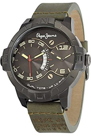 Pepe Jeans Carrie Men's Quartz Watch with Dial Analogue Display and Stainless Steel Strap R2353102510