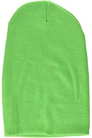 MSTRDS Unisex_Adult Beanie Basic Flap Long Version