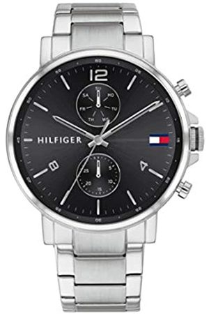 Tommy Hilfiger Men's Analogue Quartz Watch with Stainless Steel Strap 1710413