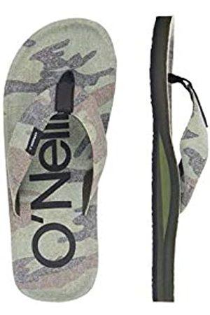 O'Neill Men's Fm Chad Fabric Sandalen Flip Flops, ( AOP 6900)