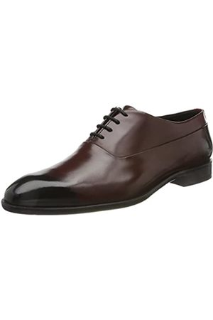 HUGO Men's Appeal_Oxfr_bo Oxfords, (Dark 601)