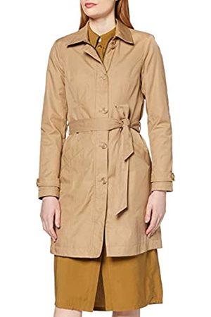 Only Women's Nmmsiva Ls Sweat Wh Bru Coat
