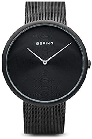 Bering Mens Analogue Quartz Watch with Stainless Steel Strap 14339-222