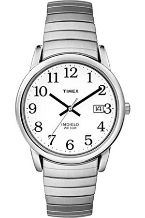 Timex Men's Easy Reader 35 mm Expansion Band Watch T2H451