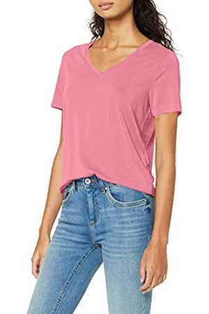 Only Women's Onlfree Life S/s V-Neck Top Noos JRS T-Shirt