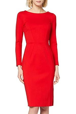 Closet London Women's Long Sleeve Knee Lenght Bodycon Dress Party