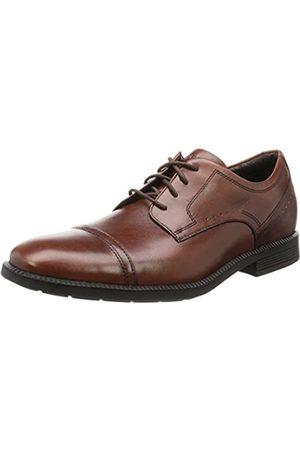 Rockport Men's Dressports Modern Captoe Oxfords, (New Leather)