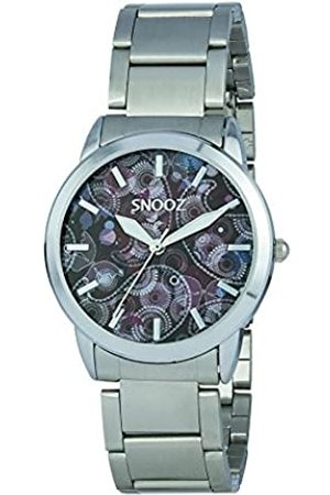 Snooz Women's Analogue Quartz Watch with Stainless Steel Strap Saa1038-78