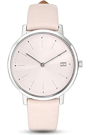 Tommy Hilfiger Womens Analogue Quartz Watch with Leather Strap 1781925