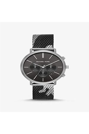 Michael Kors Unisex Adult Analogue Quartz Watch with Stainless Steel Strap MK8679