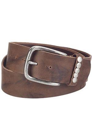 MGM Men's Belt - - Braun (braun-geflammt) - 38 IN