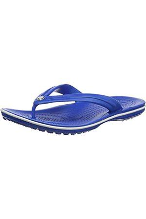 Crocs Unisex Adults' Crocband Flip Flip Flop Sandals Flip Flop, (Bright Cobalt/ 4kg)