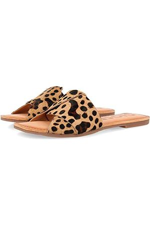 GIOSEPPO Women's Ithaca Open Toe Sandals, (Leopard Leopardo)