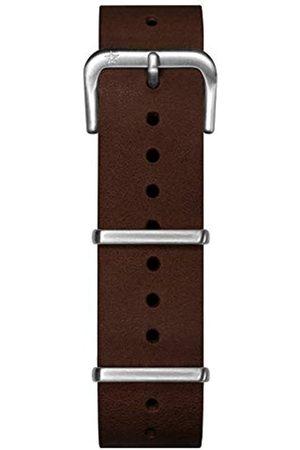 Oxygen Unisex Leather Buckle Pin of 20cm EX-NL-STR-20-DB