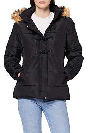 New Look Women's Brandy Duffle Puffer Transitional Jacket