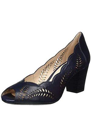 Gerry Weber Shoes Women's Lotta 22 Closed Toe Heels, (Dunkelblau 505)