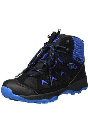 LICO Unisex Kids' Cascade Snow Boots, (Schwarz/Blau Schwarz/Blau)
