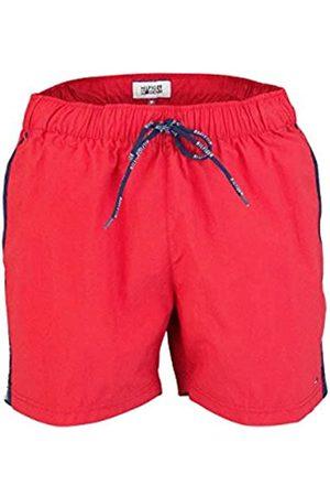 Tommy Jeans Men's Thdm Basic Flag 12 Swim Trunks