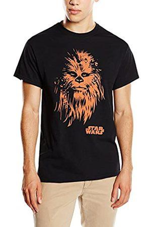 Star Wars Men's Halloween Chewbacca Face T-Shirt