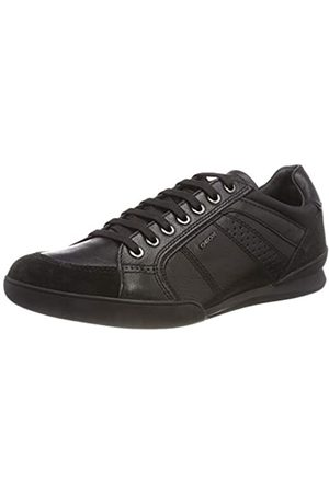 Geox Men's U Kristof A Low-Top Sneakers, ( C9999)