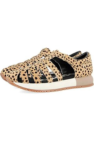 Gioseppo Women's Livermore Slip On Trainers, (Leopard Leopardo)