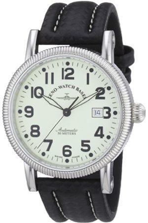 Zeno Men's Automatic Watch Nostalgia 1868 98079-s9 with Leather Strap