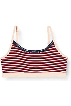 Tommy Hilfiger Girl's 2P Bralette Stripe Bra