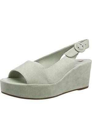 HÖGL Women's Seaside Sling Back Sandals, (Salvia 5100)