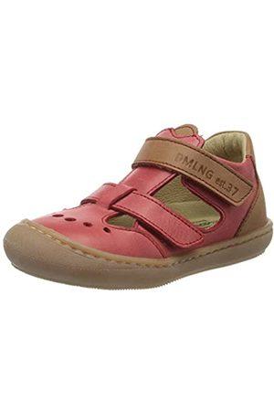 Däumling Unisex Babies' Sven Low-Top Sneakers, (Chalk Fire 12 12)