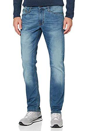 Mustang Men's Oregon Tapered K Jeans, Blue