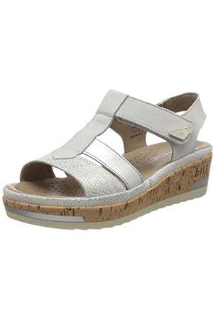 Rohde Women's Riviera T-Bar Sandals, (Offwhite 01)