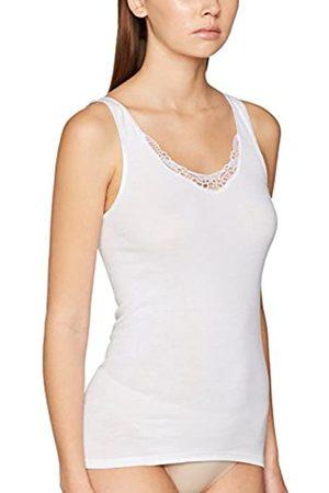 HUBER Women's Finesse Stickerei Achselshirt Vest