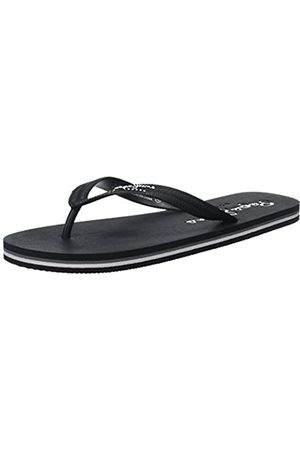 Pepe Jeans Men's Swimming 2.0 Sandals, Schwarz