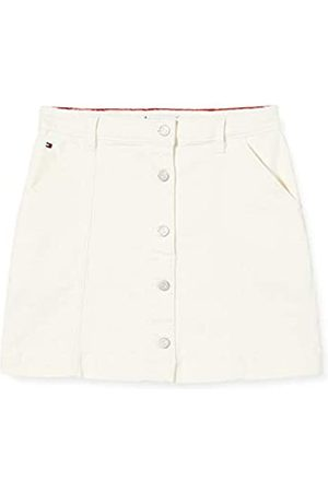 Tommy Hilfiger Girl's Button Skirt NADC
