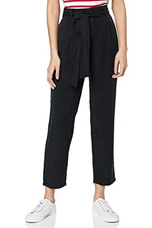 Tommy Hilfiger Women's TJW Fluid Solid Pant Trousers