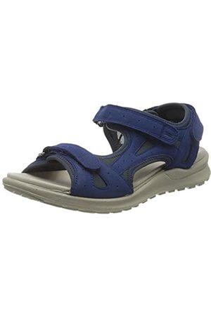 Legero Women's SIRIS Ankle Strap Sandals, (True (Blau) 82)